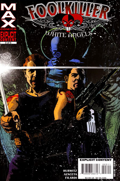 Foolkiller: White Angels Vol 1 3