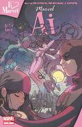 I (heart) Marvel Marvel Ai Vol 1 1