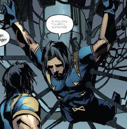 James Howlett (Earth-81122) from Ultimate Fantastic Four X-Men Vol 1 1 001.jpg