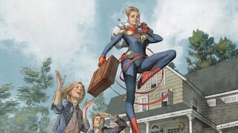 Life of Captain Marvel 1 Launch Trailer