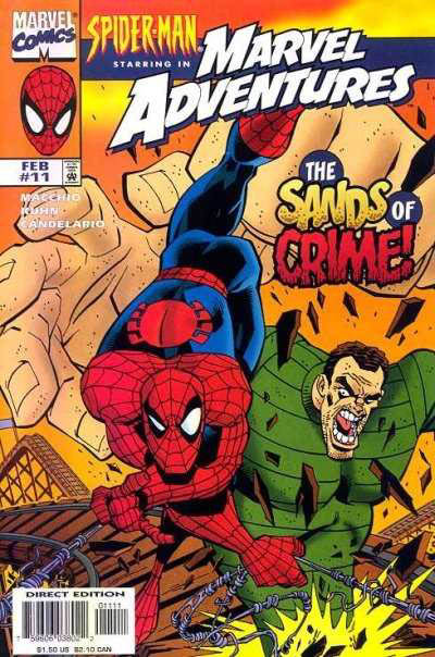 Marvel Adventures Vol 1 11