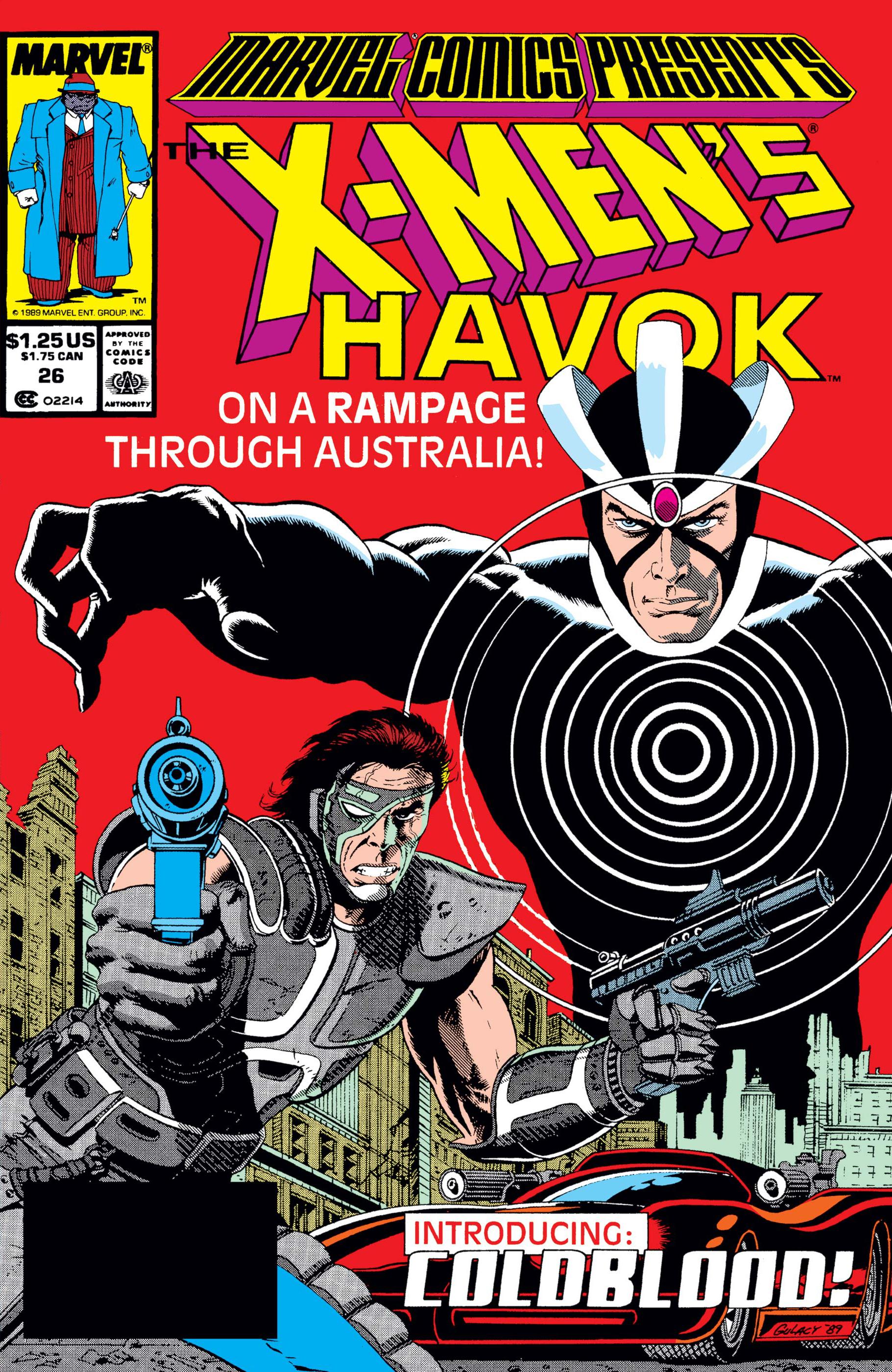 Marvel Comics Presents Vol 1 26