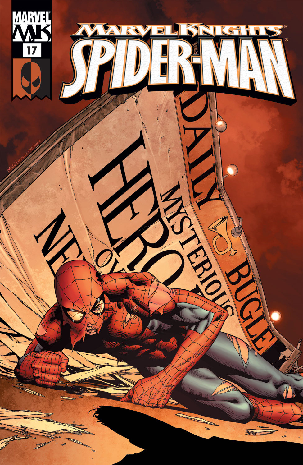 Marvel Knights: Spider-Man Vol 1 17