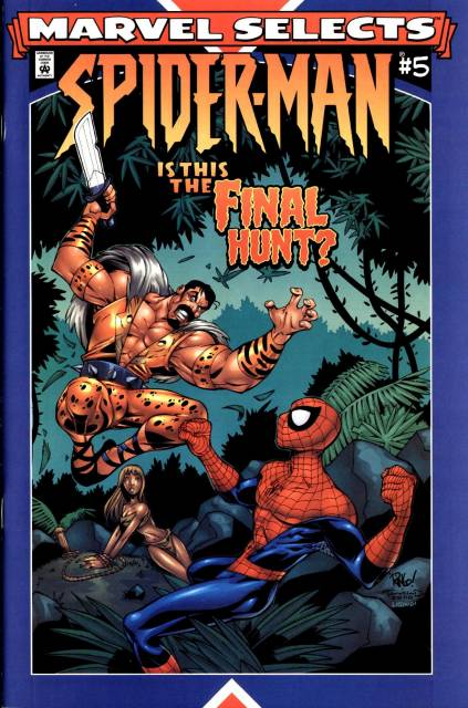Marvel Selects: Spider-Man Vol 1 5