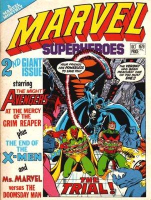 Marvel Super-Heroes (UK) Vol 1 354