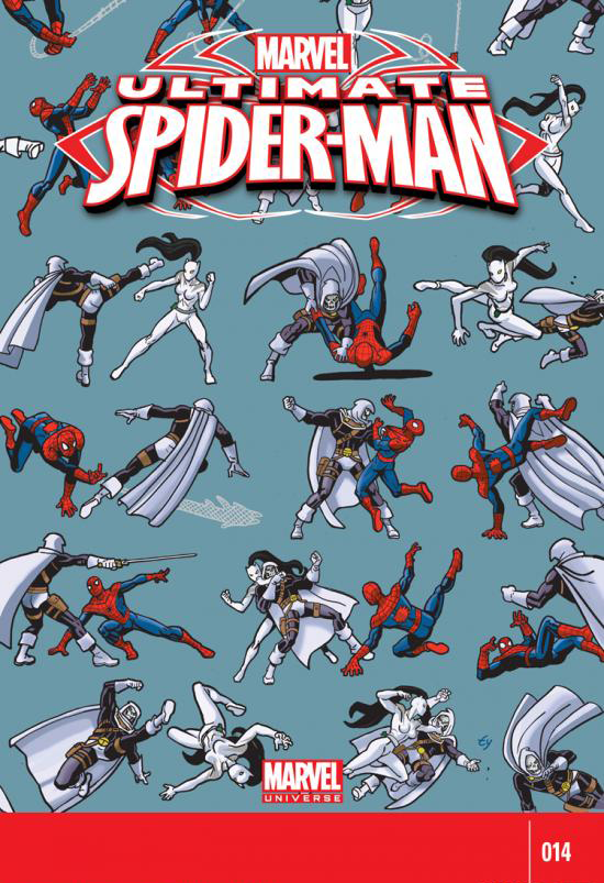 Marvel Universe: Ultimate Spider-Man Vol 1 14