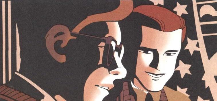 Matthew Murdock (Earth-7642) and Harvey Dent (Earth-7642) from Daredevil Batman Vol 1 1 001.jpg