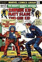 Mighty Marvel Western Vol 1 28