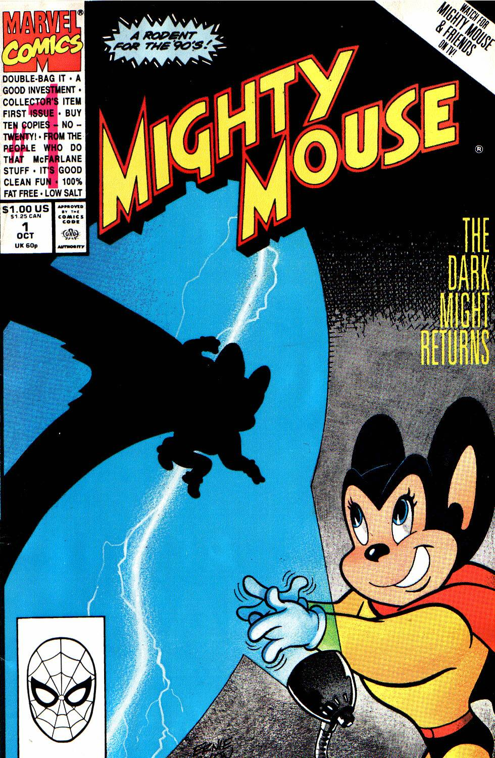 CategoryMighty Mouse Vol 10   Marvel Database   Fandom