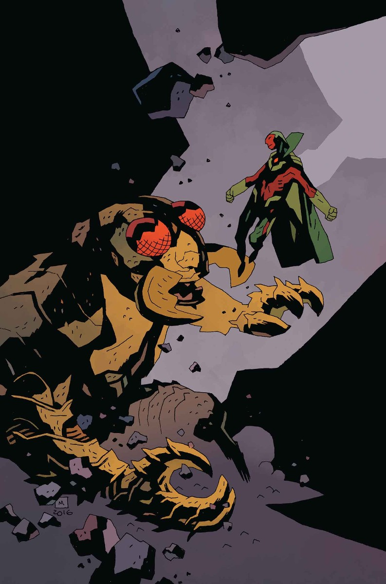 Insect Man (Earth-616)