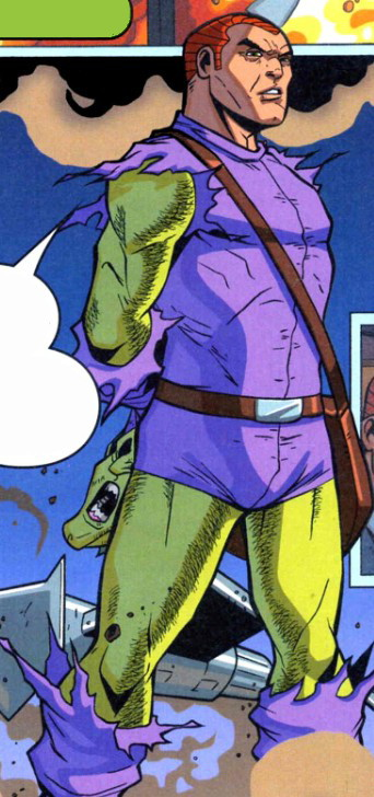Norman Osborn (Earth-9411)