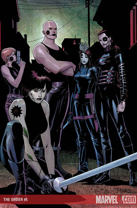 Black Dahlias (Earth-616)