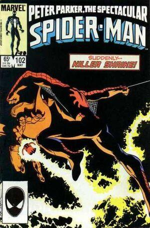 Peter Parker, The Spectacular Spider-Man Vol 1 102.jpg