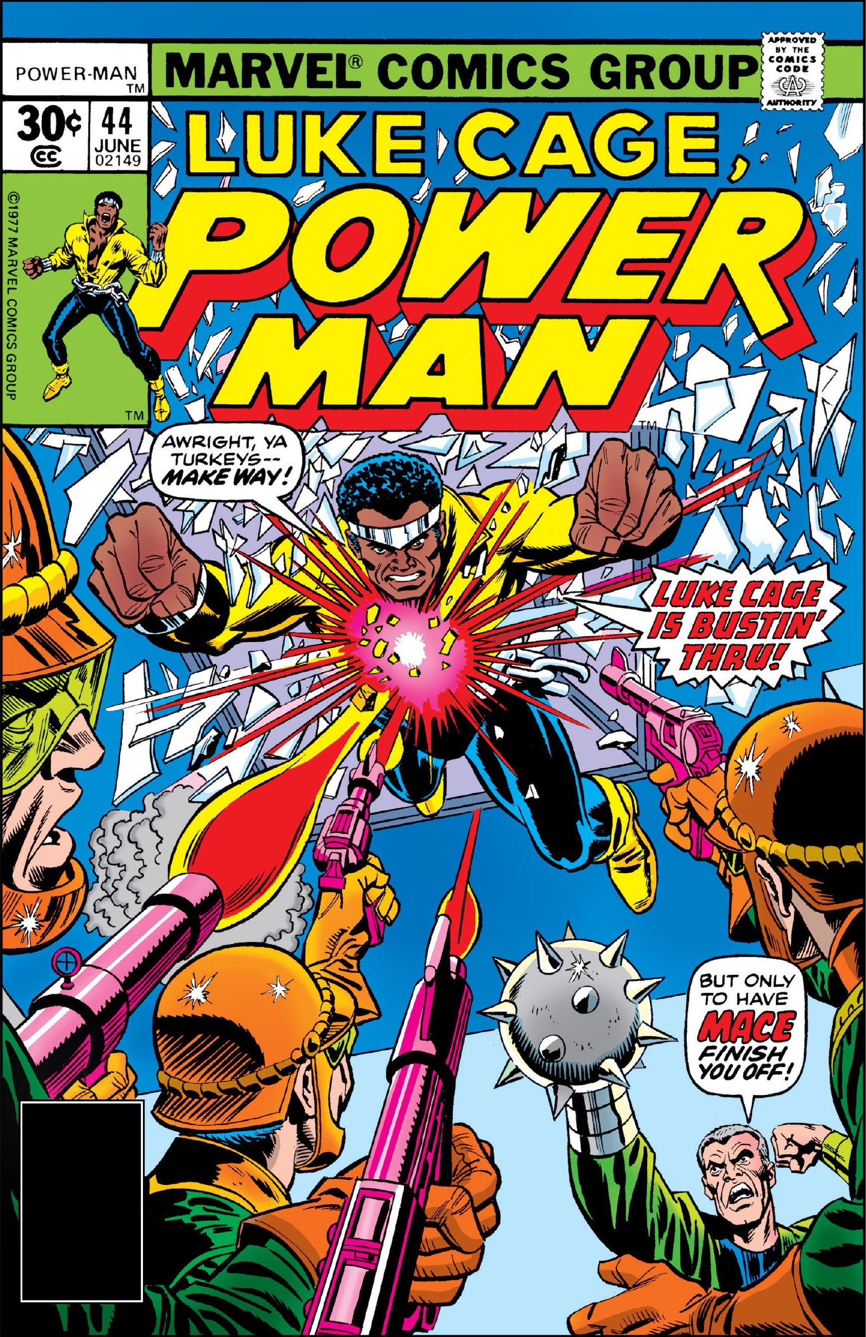 Power Man Vol 1 44