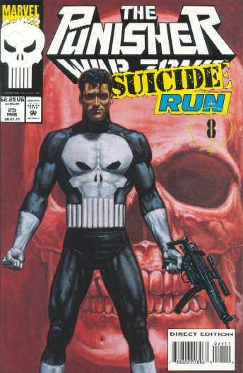 Punisher: War Zone Vol 1 25