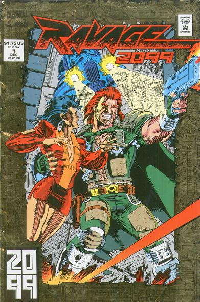 Ravage 2099 Vol 1