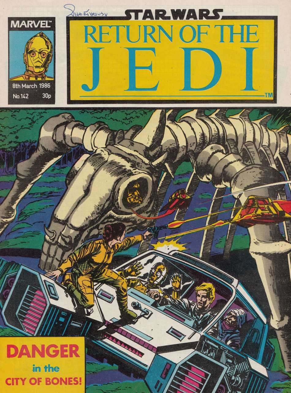 Return of the Jedi Weekly (UK) Vol 1 142