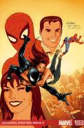 Sensational Spider-Man Annual Vol 2 1 Textless