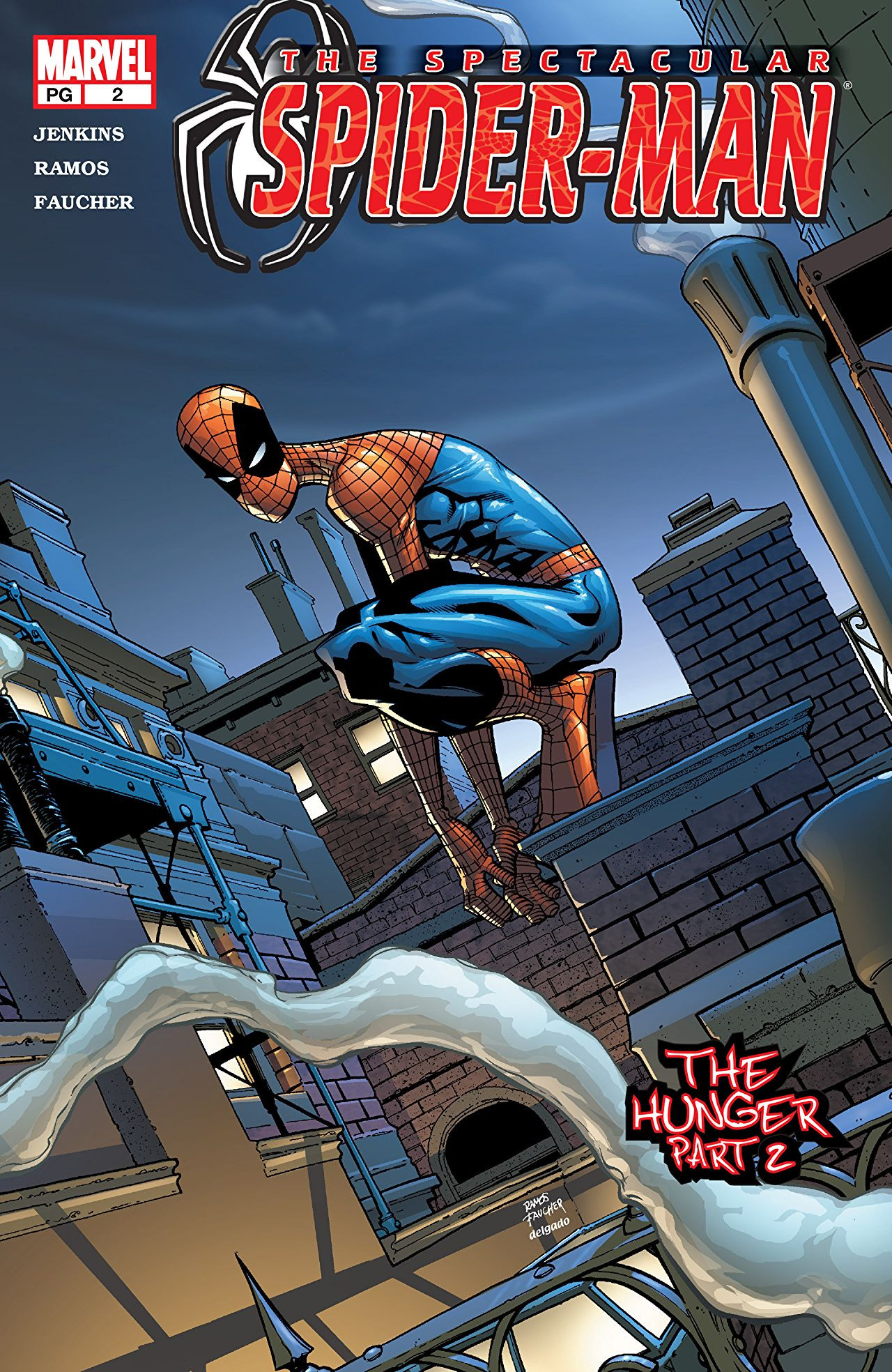 Spectacular Spider-Man Vol 2 2