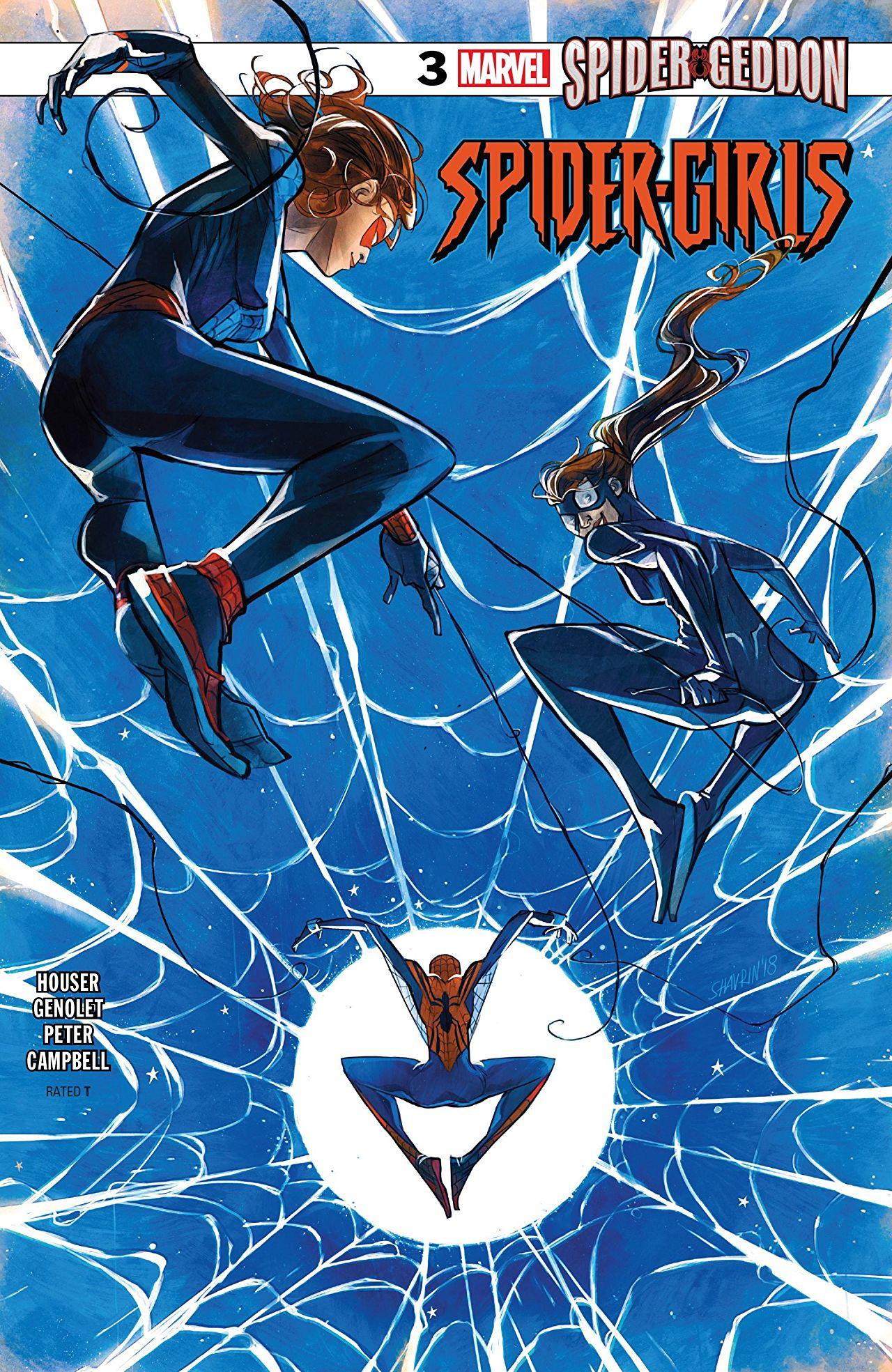 Spider-Girls Vol 1 3