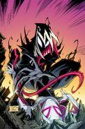 Spider-Gwen Vol 2 25 Lenticular Homage Variant Textless