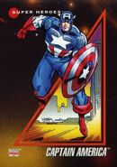Steven Rogers (Earth-616) from Marvel Universe Cards Series III 0001