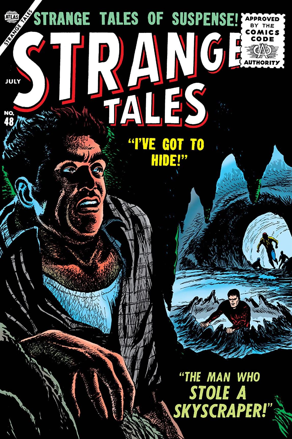 Strange Tales Vol 1 48