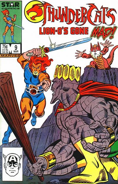 ThunderCats Vol 1 9