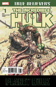 True Believers Planet Hulk Vol 1 1