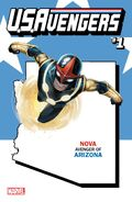 U.S.Avengers Vol 1 1 Arizona Variant