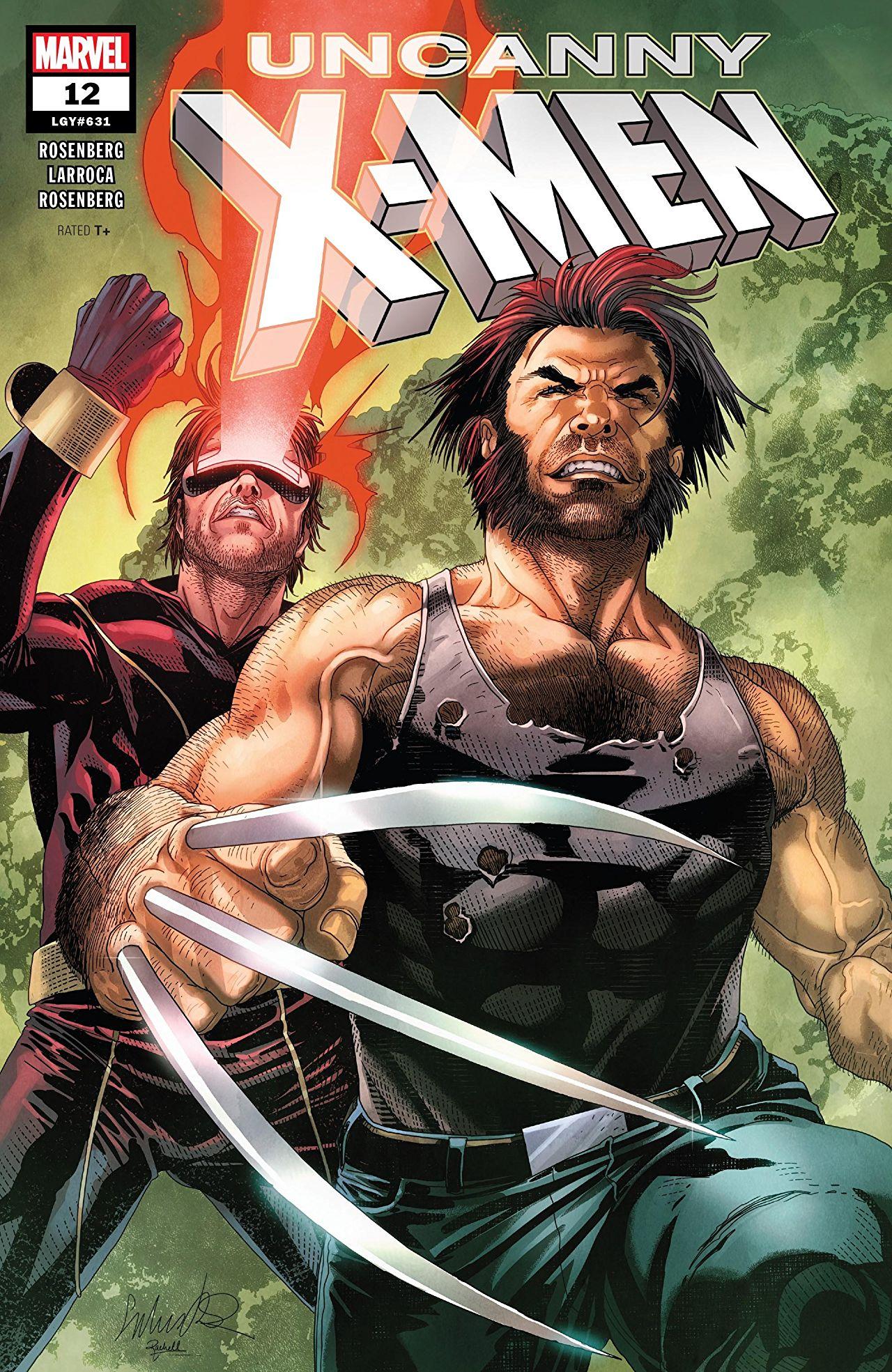 Uncanny X-Men Vol 5 12