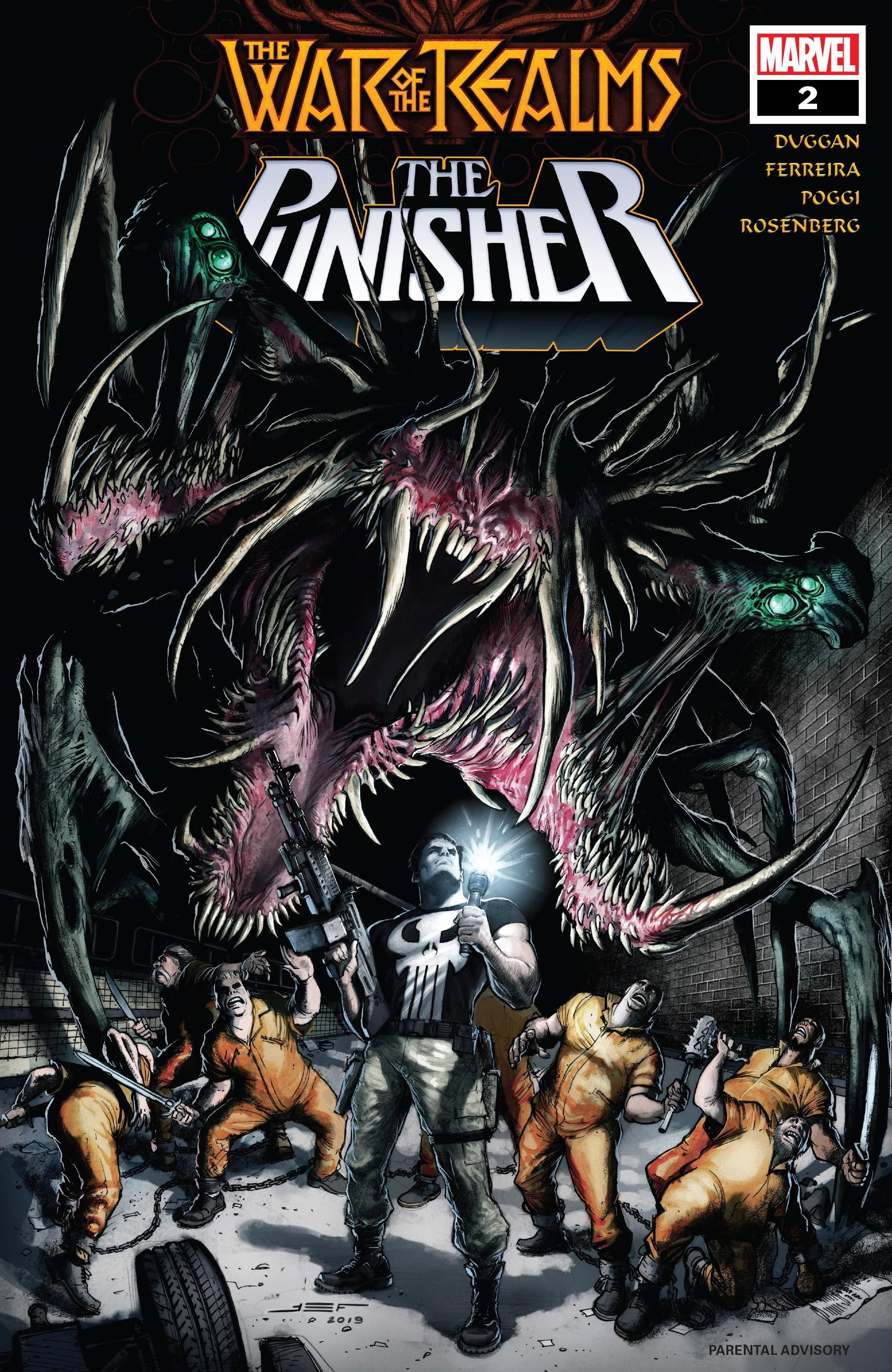 War of the Realms: Punisher Vol 1 2