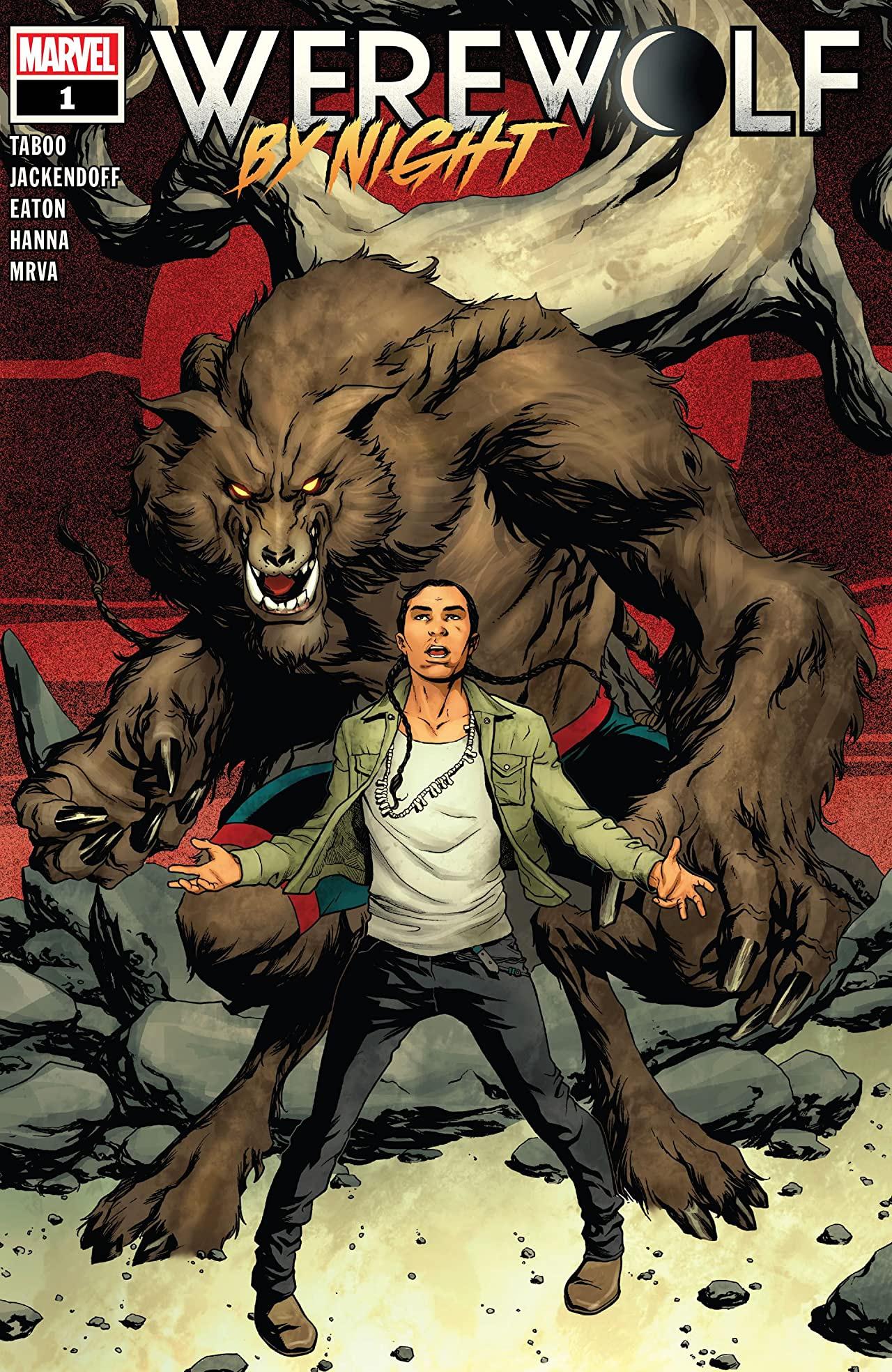 Werewolf by Night Vol 3