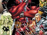 X-Men Origins: Deadpool Vol 1 1
