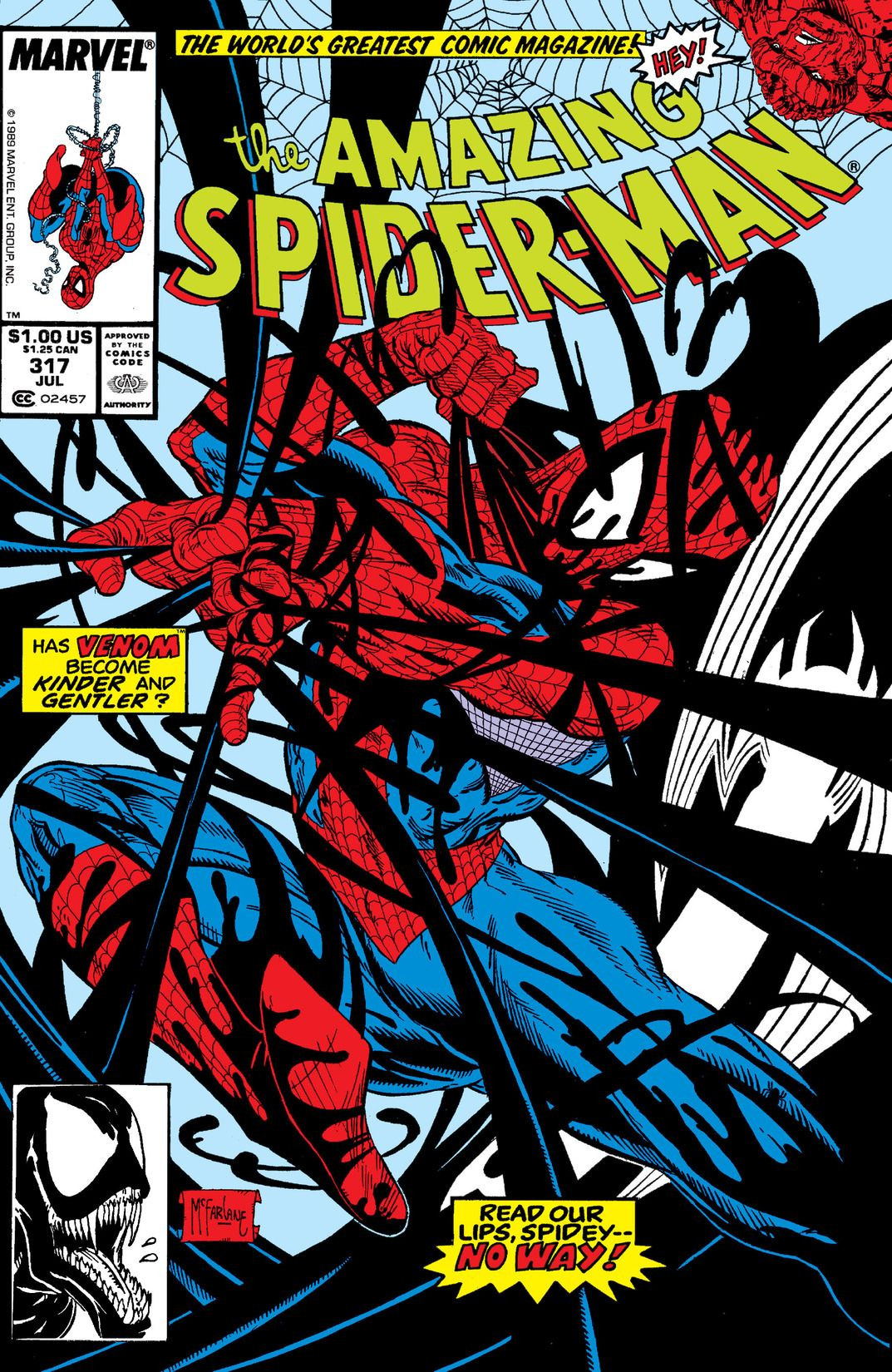 Amazing Spider-Man Vol 1 317