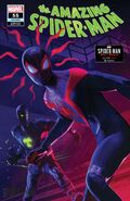 Amazing Spider-Man Vol 5 55 Spider-Man Miles Morales Variant