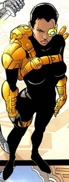 Amie Zamborano (Earth-616)