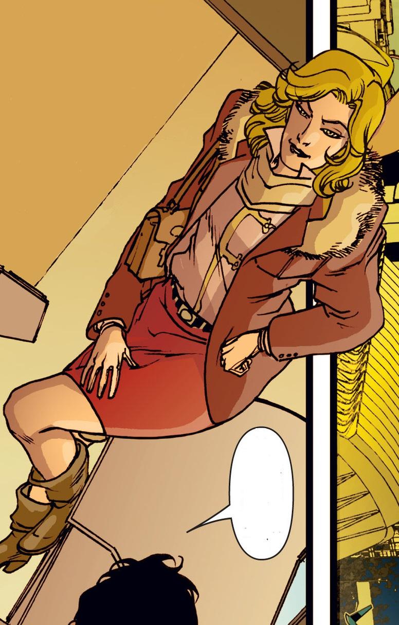 Angela Snow (Earth-616)