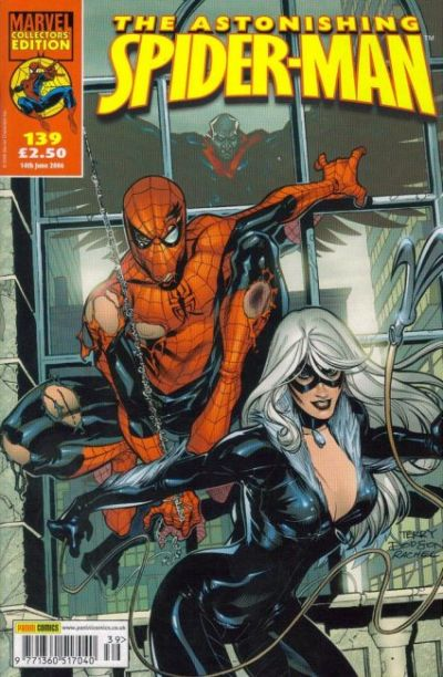 Astonishing Spider-Man Vol 1 139