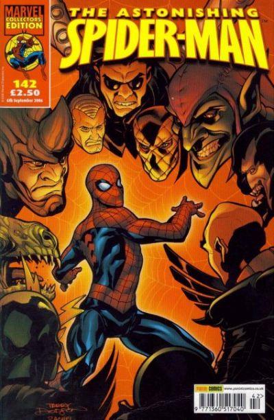 Astonishing Spider-Man Vol 1 142