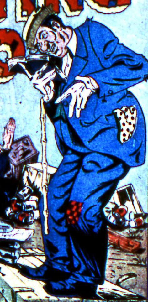 Butch Brogan (Earth-616)