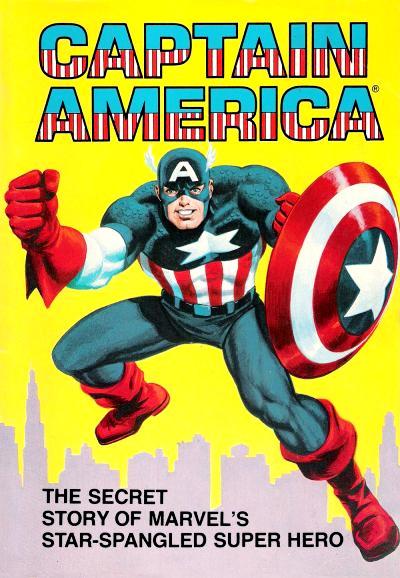 Captain America: The Secret Story Vol 1 1
