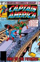 Captain America Vol 1 246