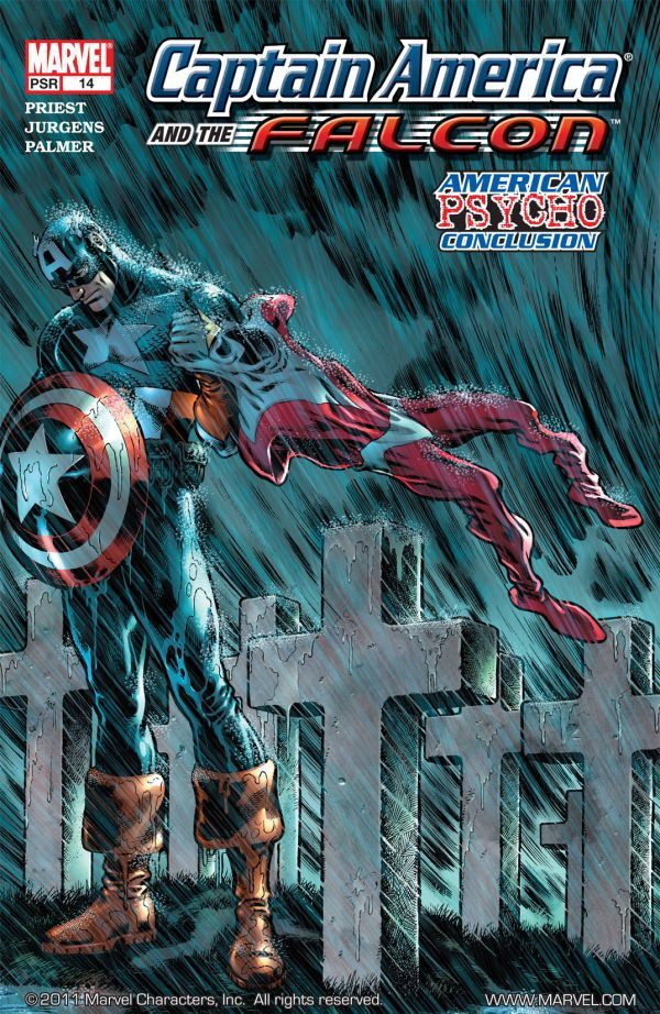 Captain America and the Falcon Vol 1 14