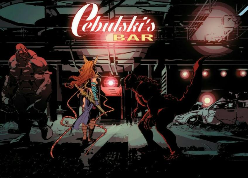 Cebulski's Bar (Knowhere)