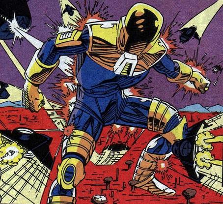 Chief Exterminator (Earth-616)