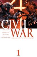 Civil War Vol 1 1