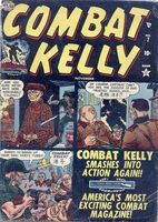 Combat Kelly Vol 1 7