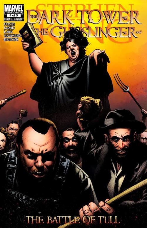 Dark Tower: The Gunslinger - The Battle of Tull Vol 1 4