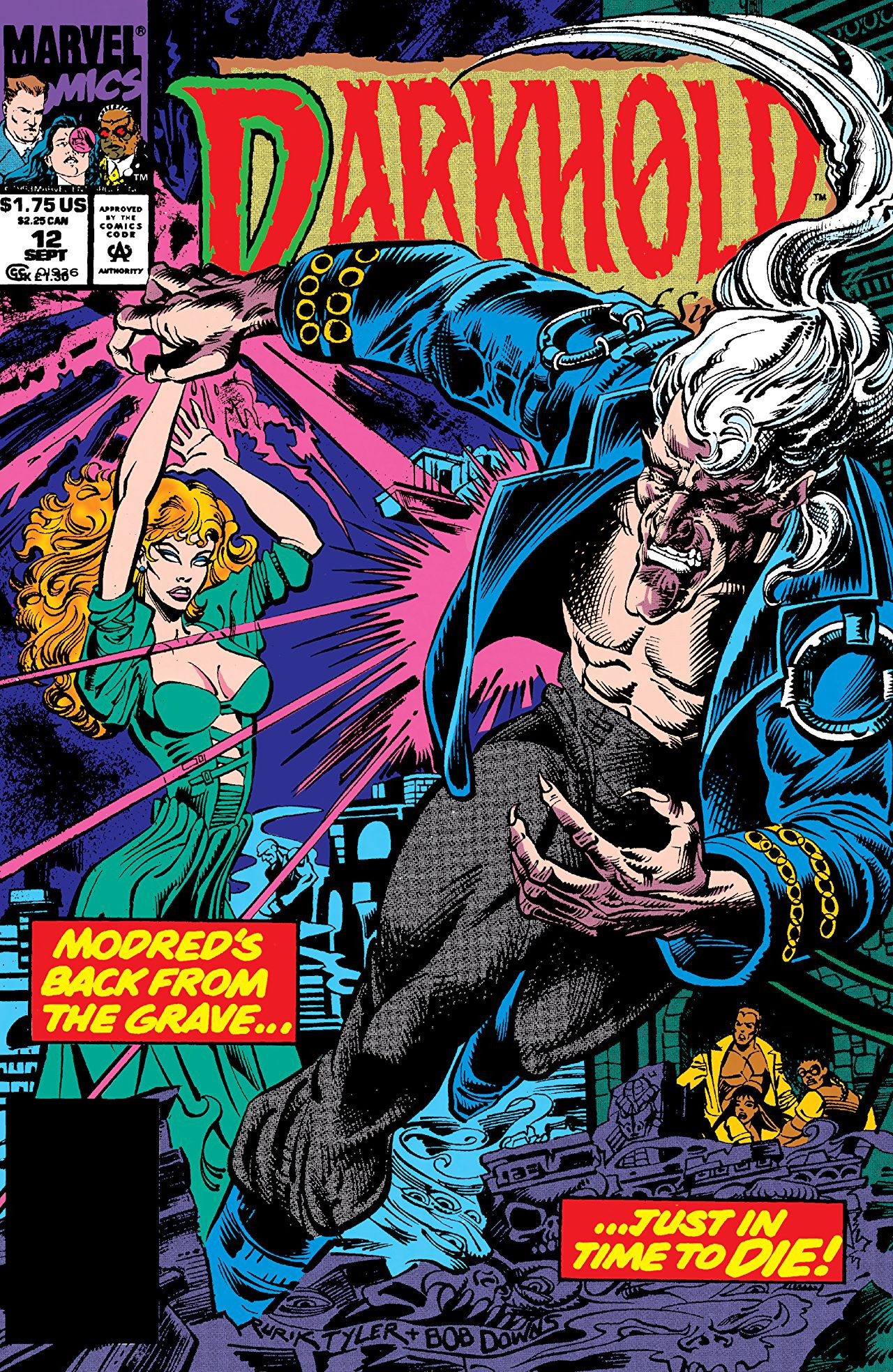 Darkhold: Pages from the Book of Sins Vol 1 12